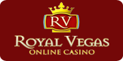 royal vegas online casino gaming logo erstellen
