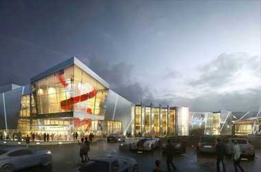 rendering of starlight casino edmonton